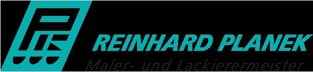 Malermeister Planek Retina Logo